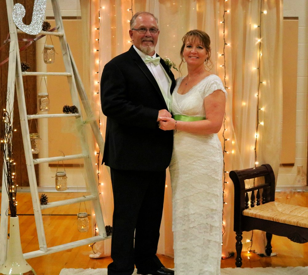 Kevin & Kelly Jones Wedding -