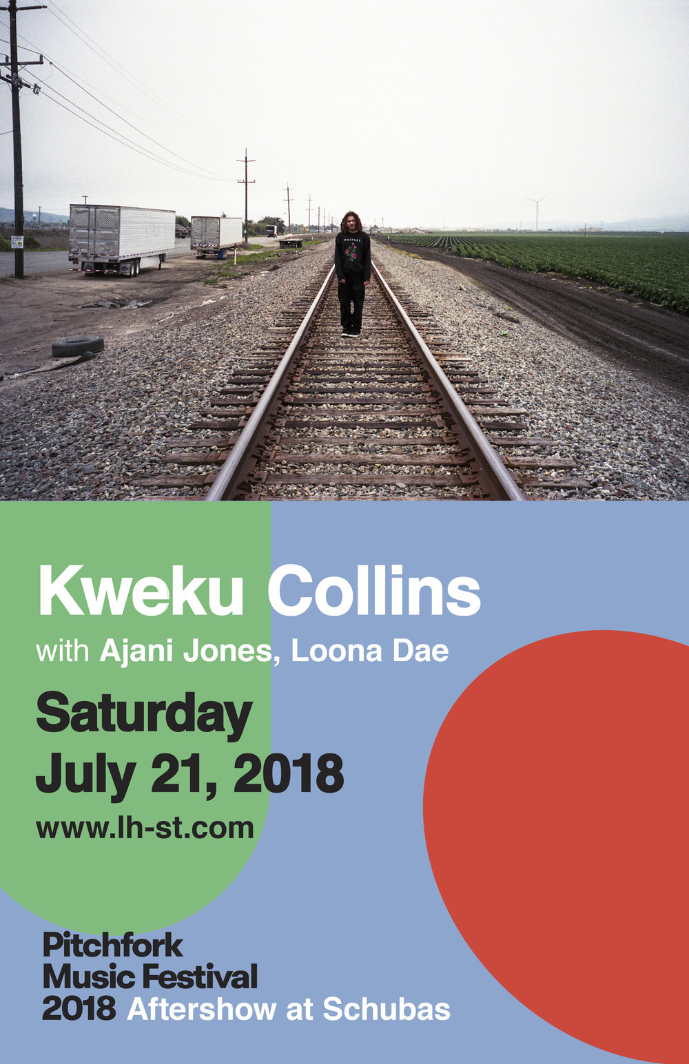 Saturday 21 JULY 2018  @ SCHUBAS  3159 N Southport Ave.  Chicago, IL 60657   PURCHASE TICKETS