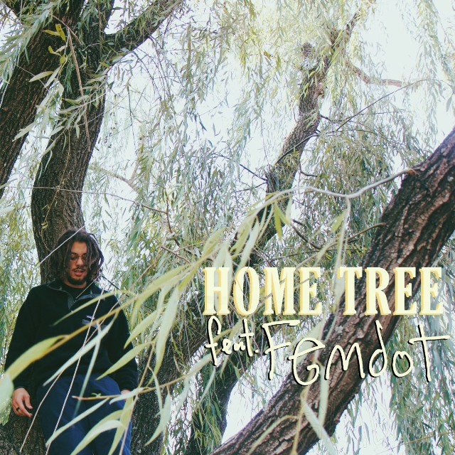 """Home Tree""    ""The melodic record is fantastic, with Kweku showing off his versatility and lyricism."" - XXL"