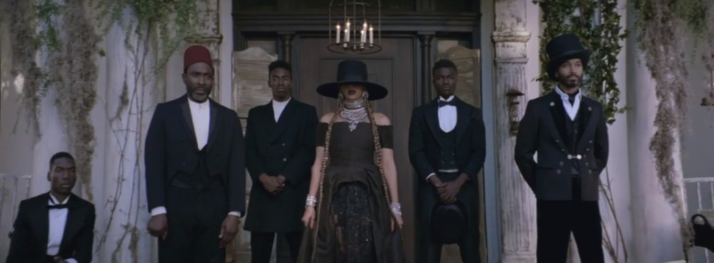 Bayou Black Witch Aesthetics, notsohumbly brought to you by King Bey.