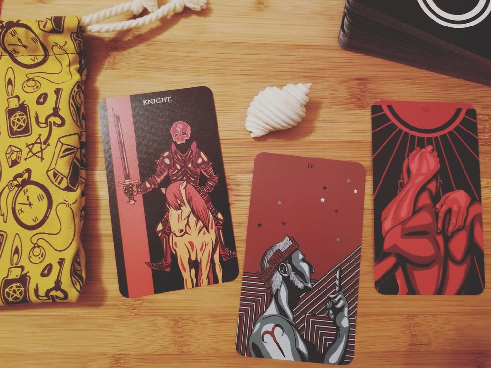 This Week's Soul Practice Guidance with the Prismatic Tarot