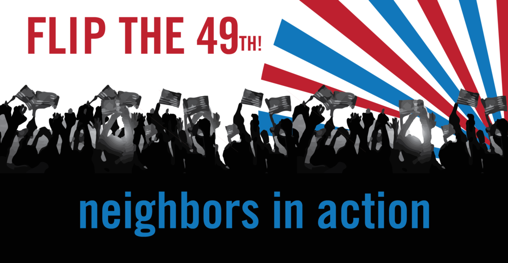 Flip the 49th Neighbors in Action
