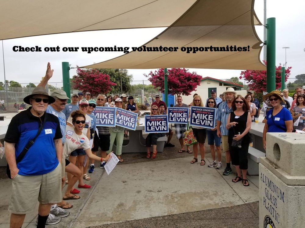Who we are: - Flip the 49th! Neighbors in Action is a comprehensive community, political, leadership and organizing program working together to strengthen the growing progressive movement, flip the 49th, and take back Congress!