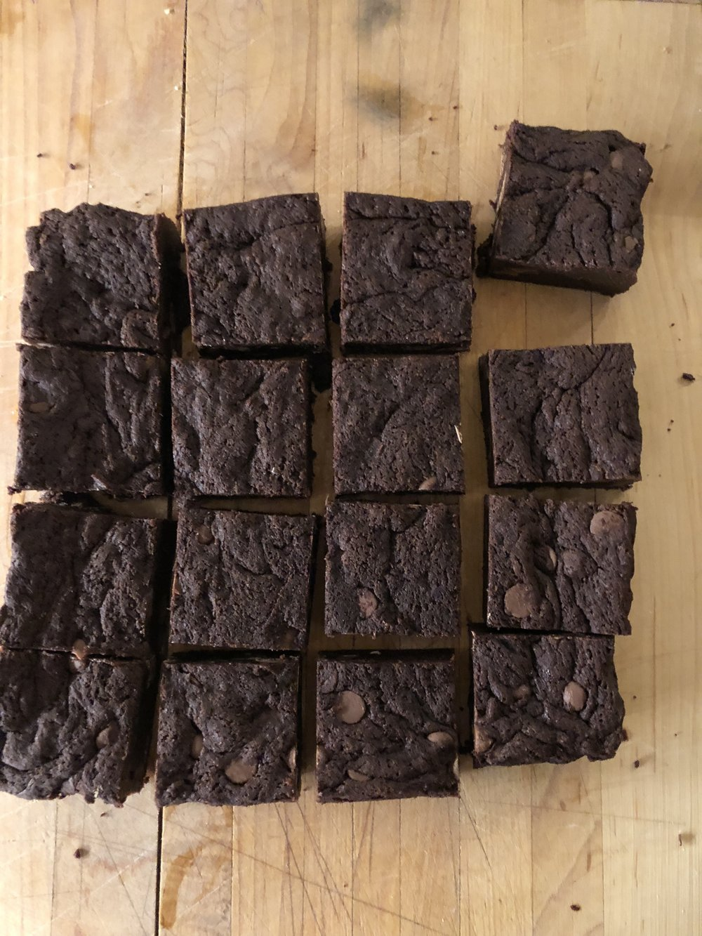 The World's Best Rich Fudge Brownie Recipe