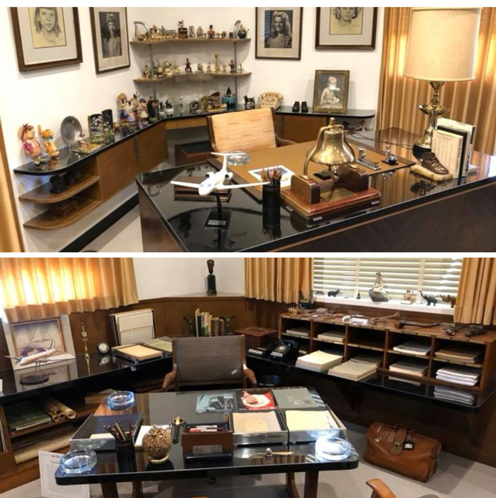 Walt Disney's Offices -
