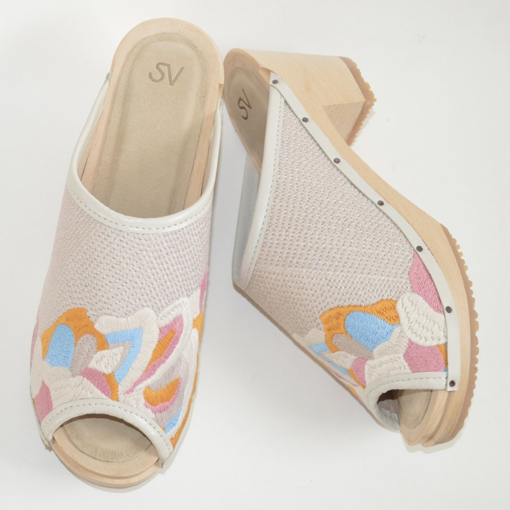 Shop This story - Golden Sunday Clog