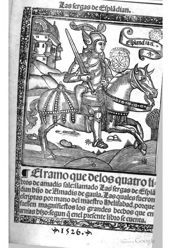 1510 is the first print, according to Rev. Edward Everett Hale. 1526 is the oldest we could find online of the Spanish romance novel Las Sergas de Esplandian - 1st source of the name