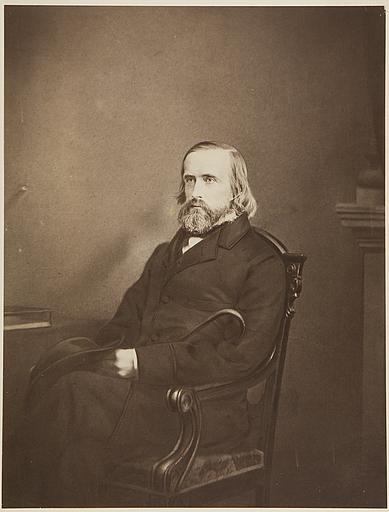 Edward everett hale Courtesy of Harvard university fine arts c. 1857