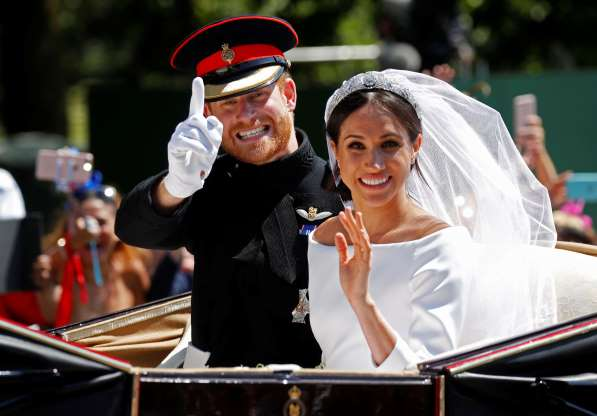 California Queen Meghan Markle weds a prince harry.jpg