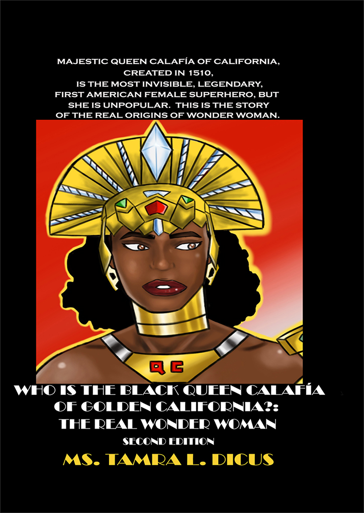 Front of Who Is Black Queen Calafia.jpg