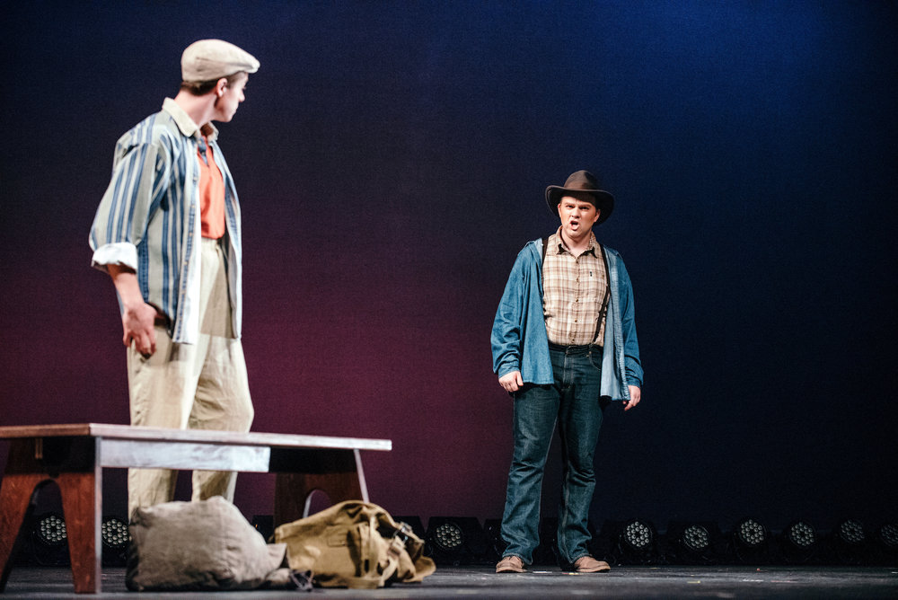 Seattle Opera Summer Young Artist Academy: Aaron Copland,  The Tender Land  (Martin)
