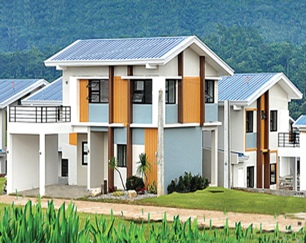 Narra Village - SINGLE DETACHEDLot Area: 156 sqm • Floor Area: 129 sqm • 2-storey with 3 bedrooms, with balcony and covered carport