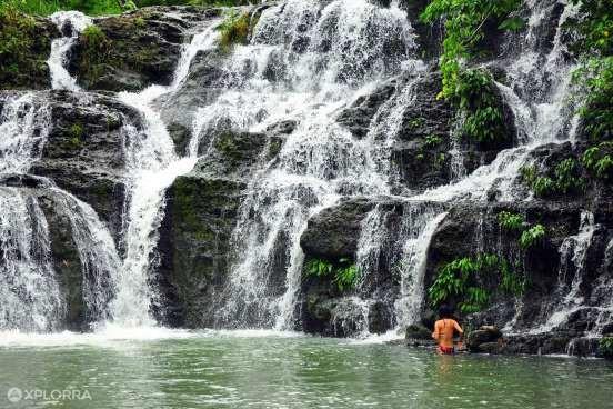 Manihala Waterfalls