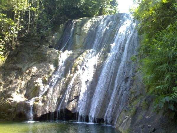 Pinagbangayan Falls