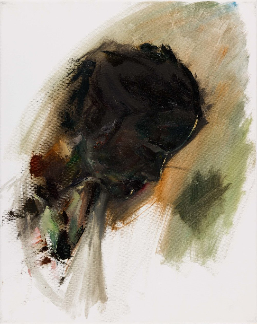 "Original Media:  Oil on Canvas  Original Size:  16"" by 20""  Original Date:  Feb 2017"