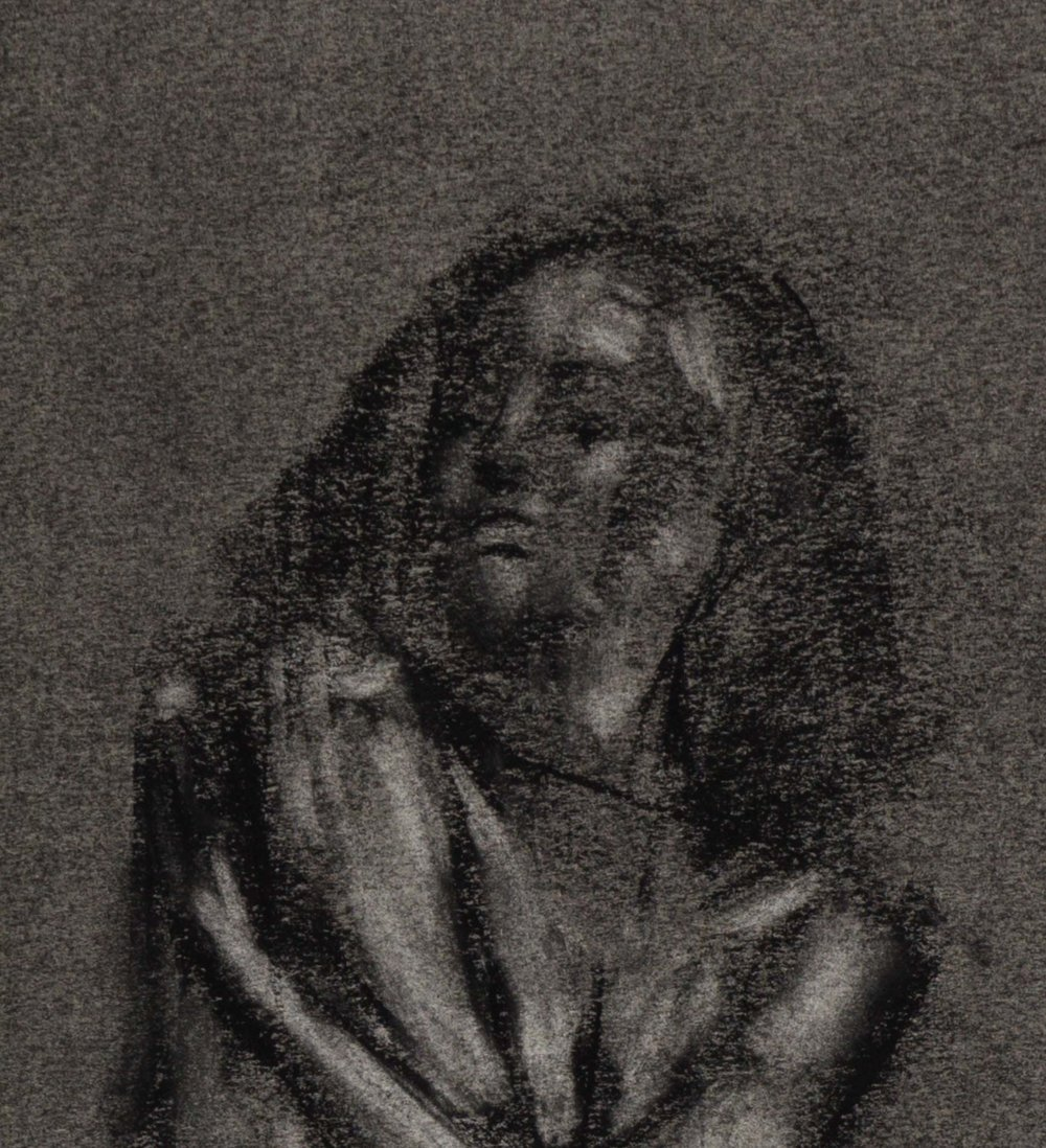 Detailed View of Figure Study