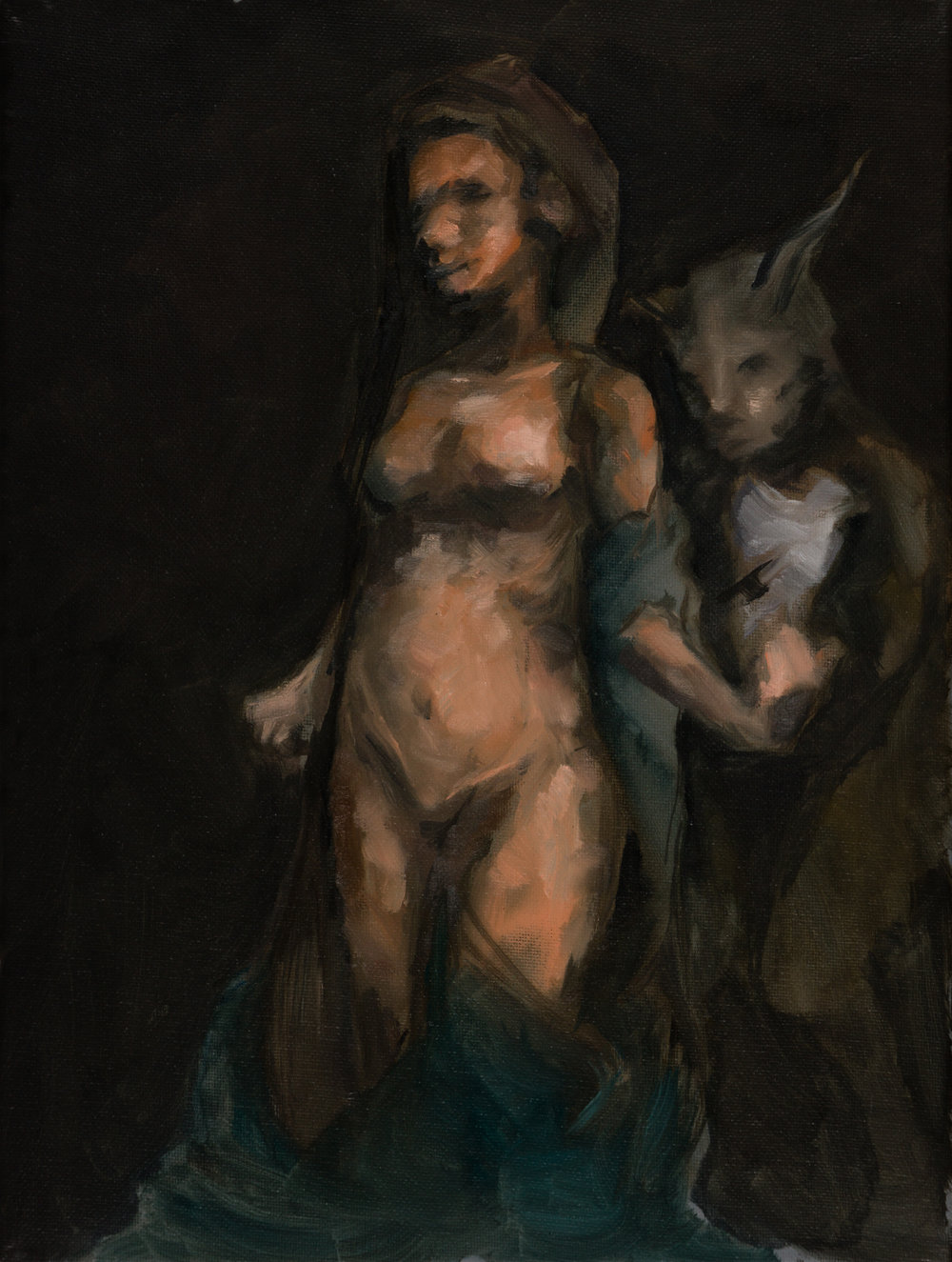 Aphrodite, Pan, Eros