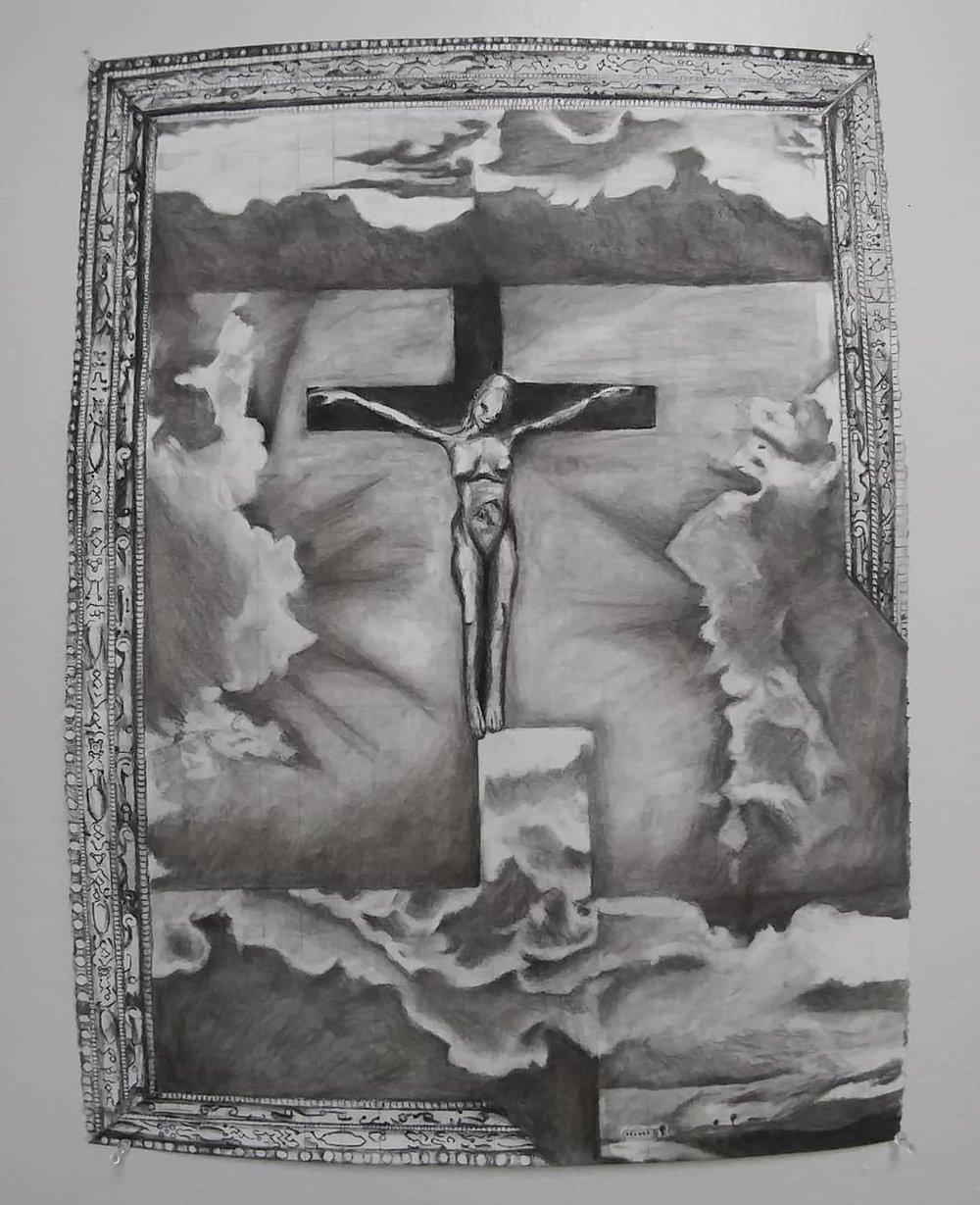 Chistine on the Cross - Phyciatrist