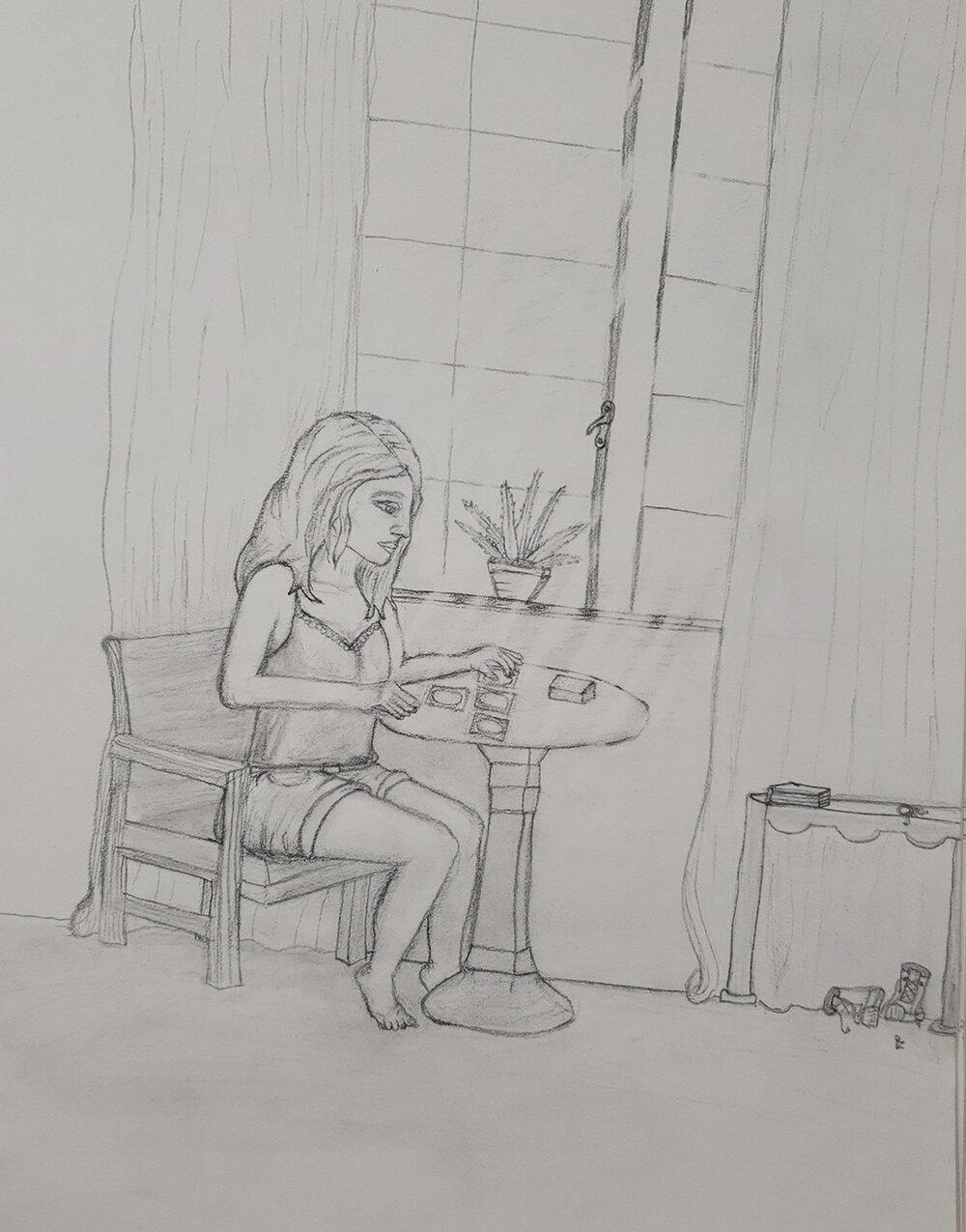 Tarot Reading - iz_lasvegas