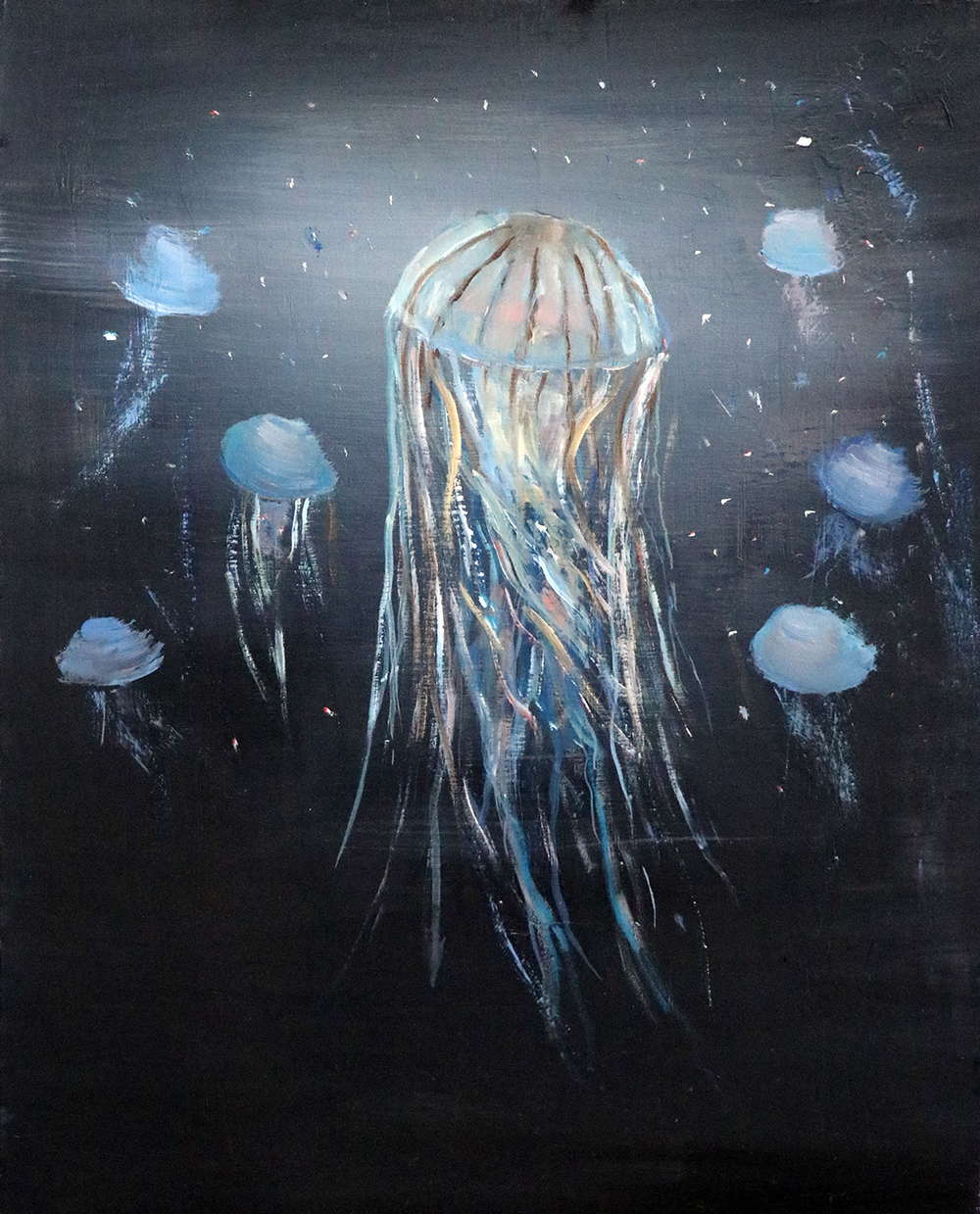 Kurayami22 - Rise of the Jellyfish