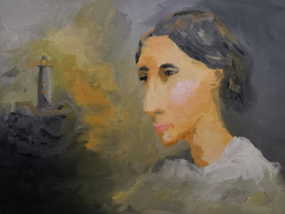 Virginia's Vision - ghostlyghola