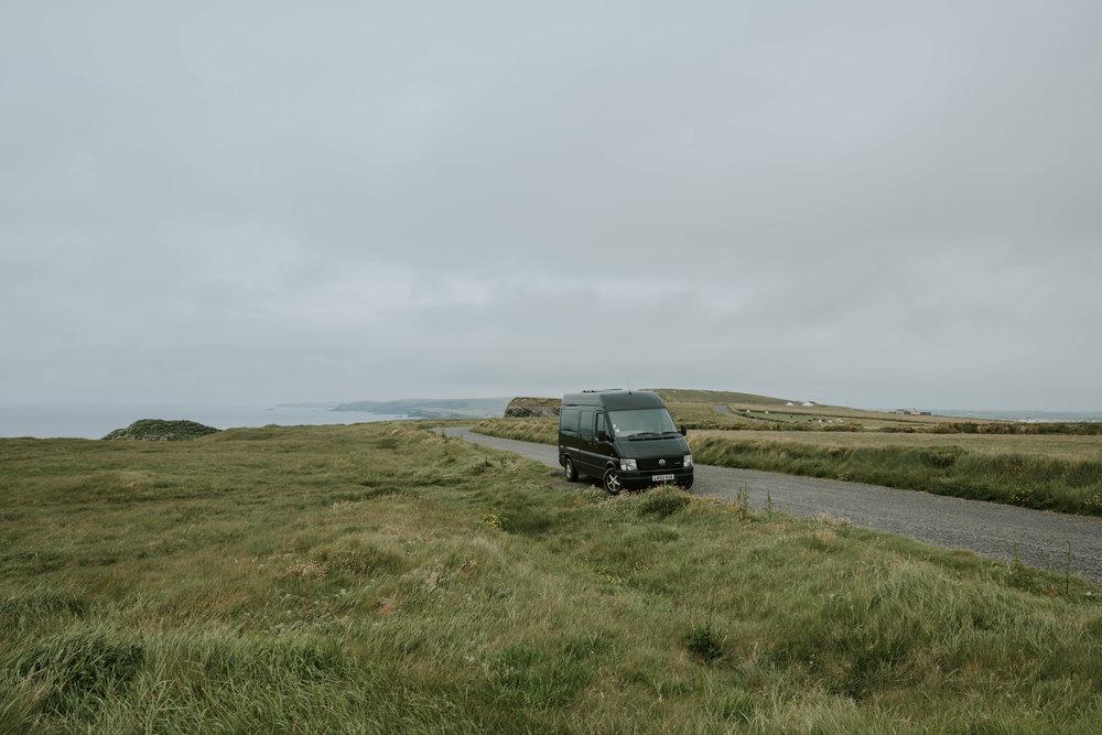 Ireland Van Diesel