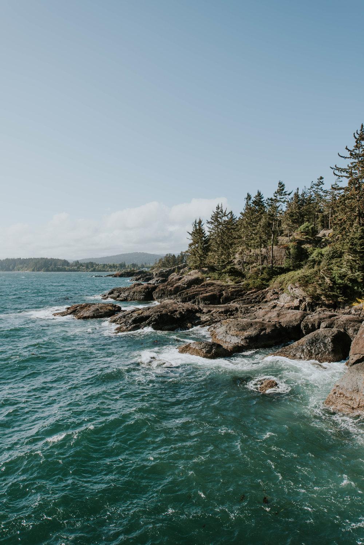 East Sooke Park Vancouver Island