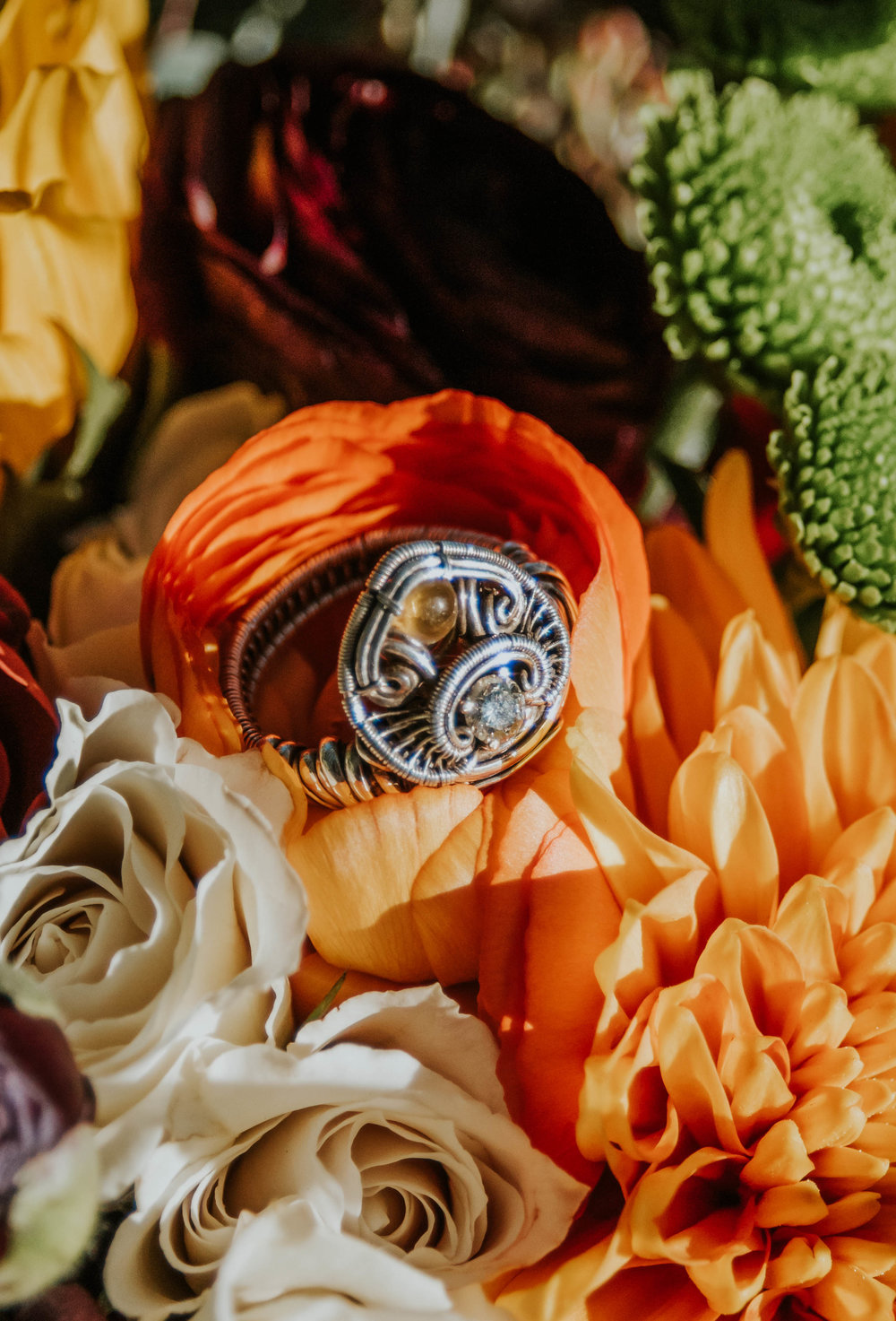 Floweres Ring