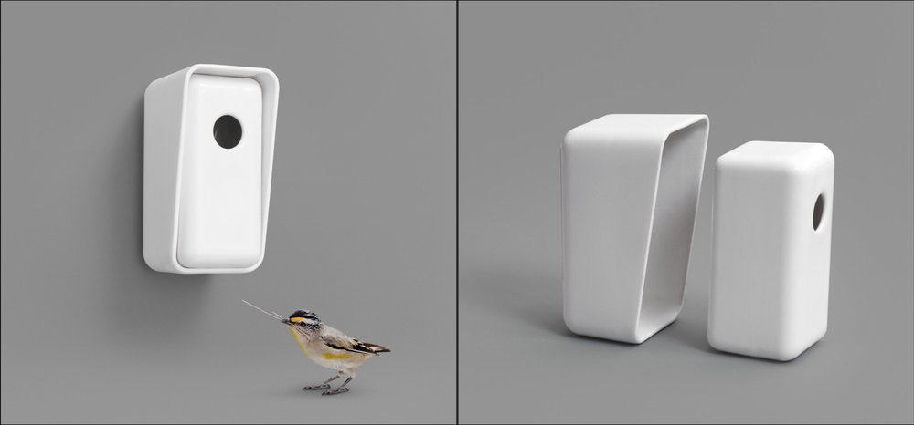 Birdhaus by  Claesson Koivisto Rune