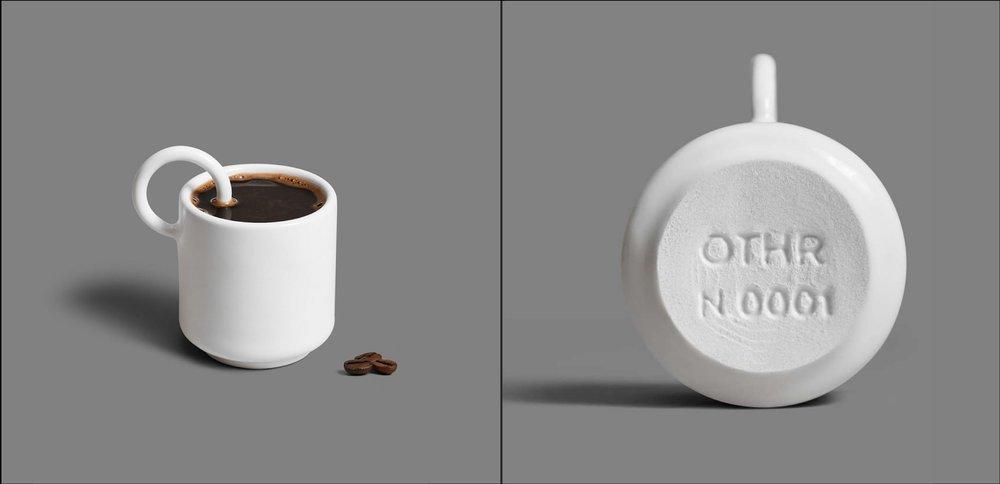 Cerco Espresso Cup by Kutarq Studio