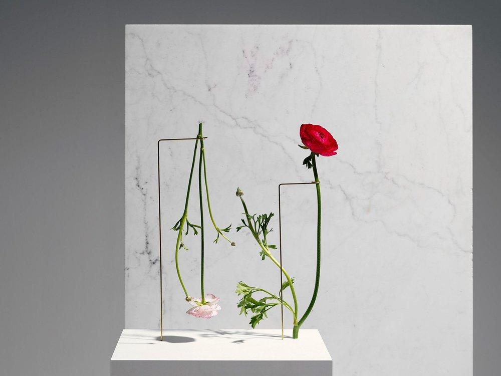 Carl Kleiner Posture Vases series