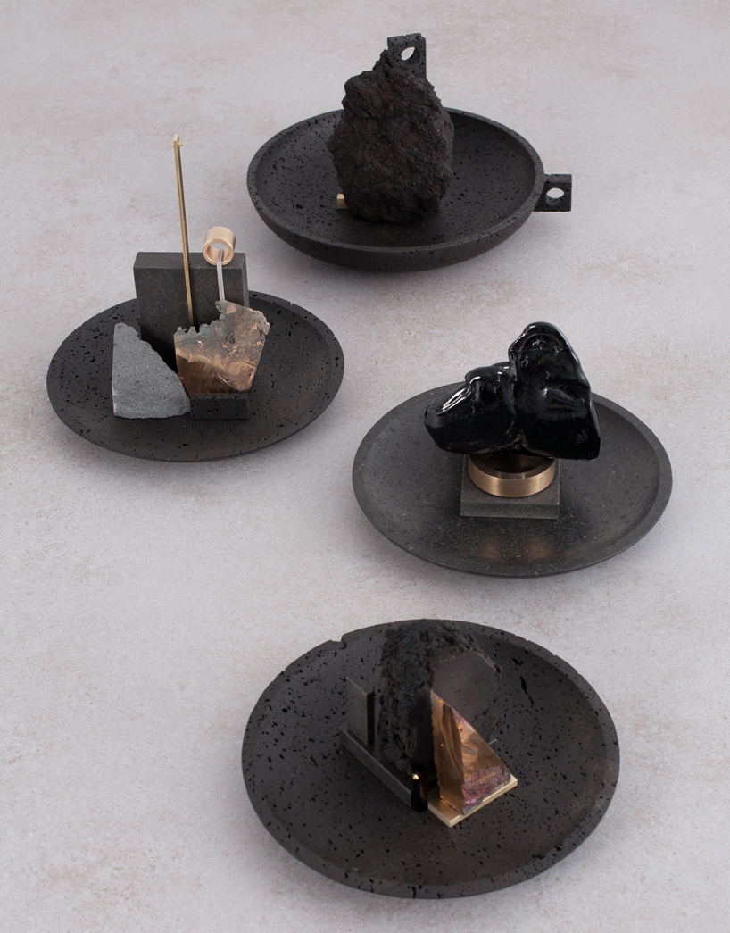 Mix of bowls by formafantasma