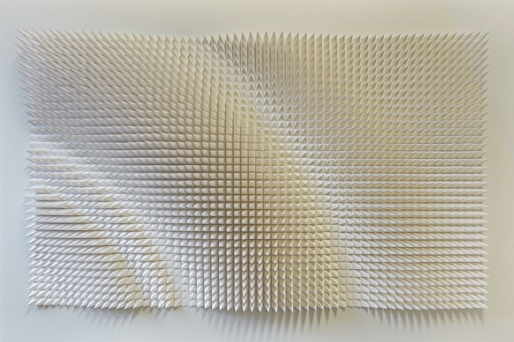 White paper art by Matthew Shlian