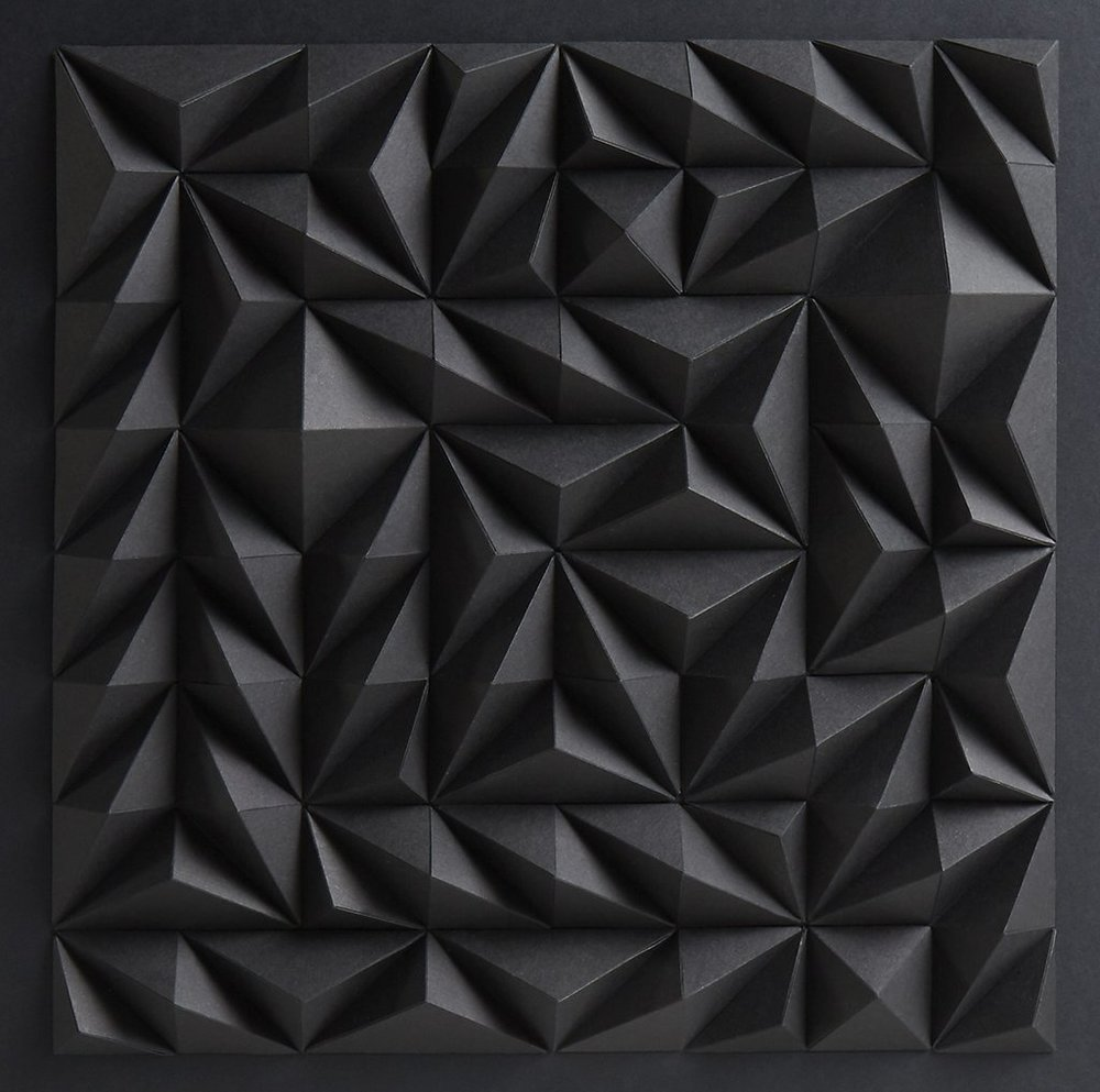 Matthew Shlian black composition
