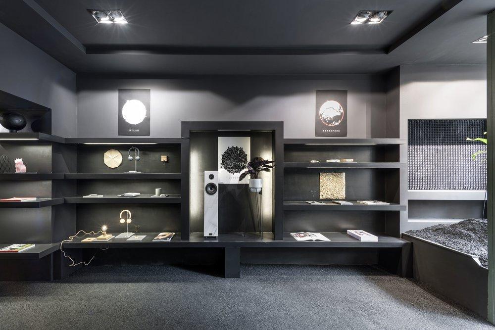 Experiential retail design studio