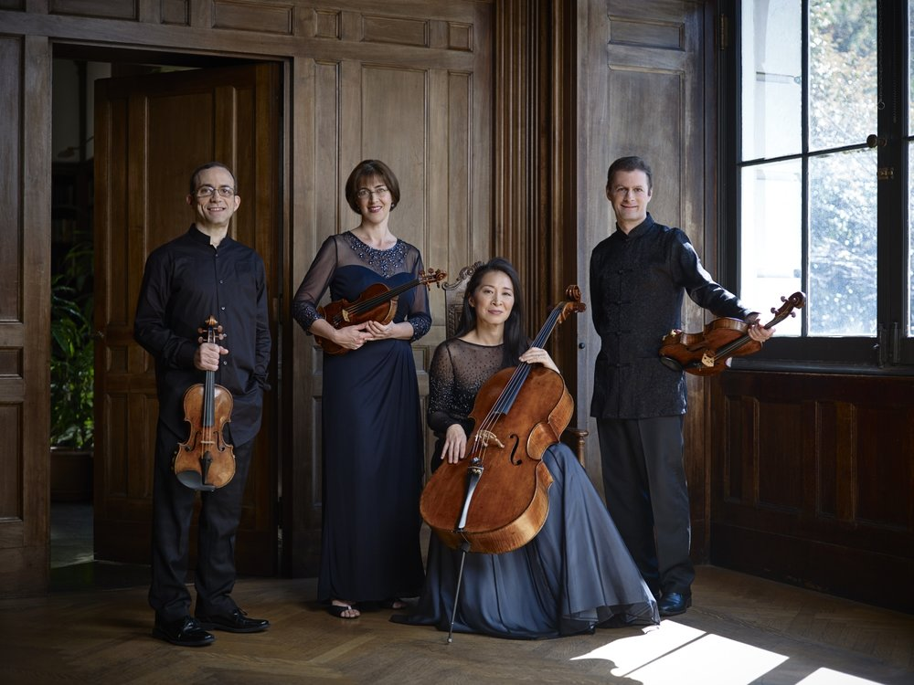 Brentano Quartet / Foto: Jürgen Frank