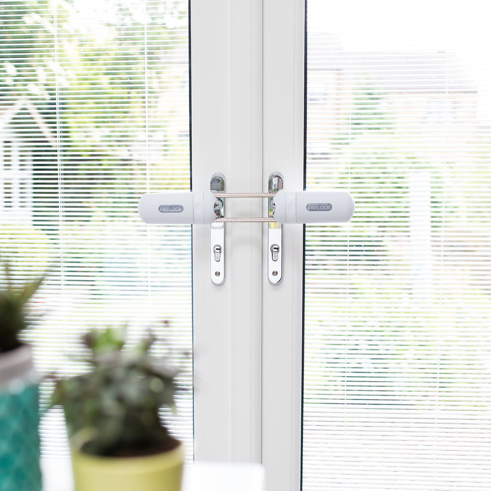 Patlock | Instant French Door Security