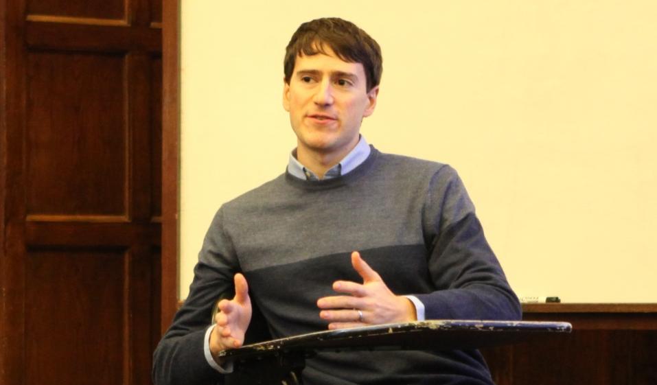 Alex Gladstein: How to Free North Korea -