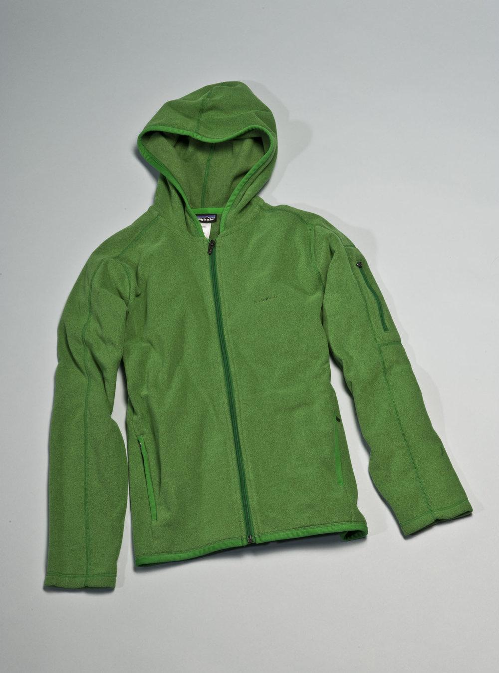 Patagonia,Aravis 绒面连帽衫,2012 年 聚酯纤维