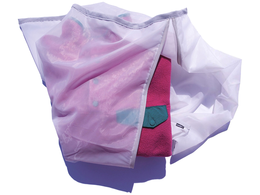 Guppy Friend,洗衣袋,2016 年