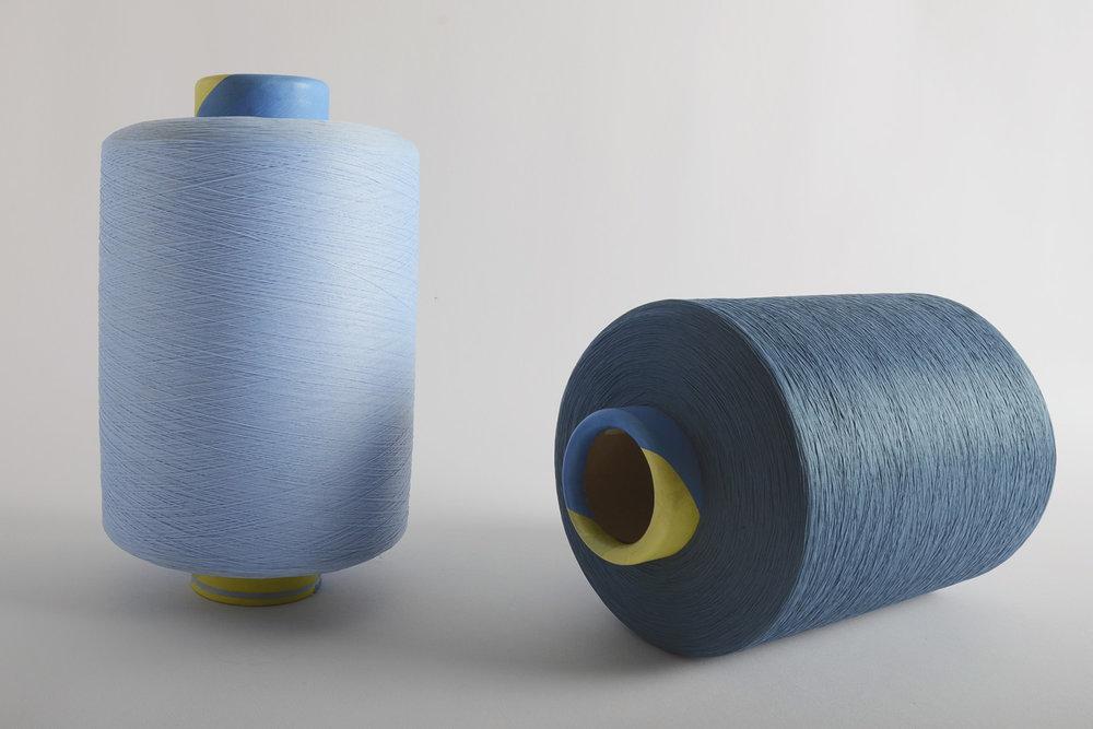 原材料和 ECONYL© 尼龙(来自 Aquafil)