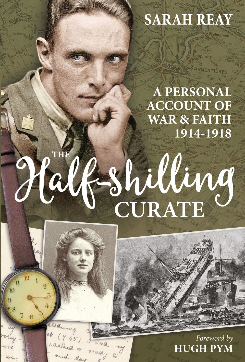 THE HALF SHILLING CURATE - front book cover -hbc.jpg