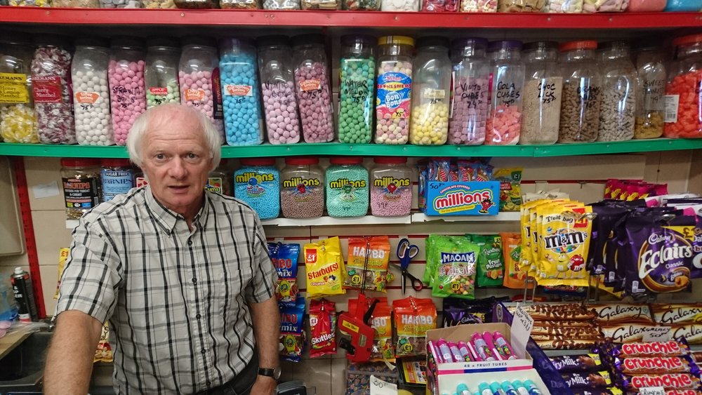 Phil's Sweet Stop - Location: Indoor Market Shop UnitTrading: Monday - SaturdayContact: Visit our FacebookPhone:07756 932 972
