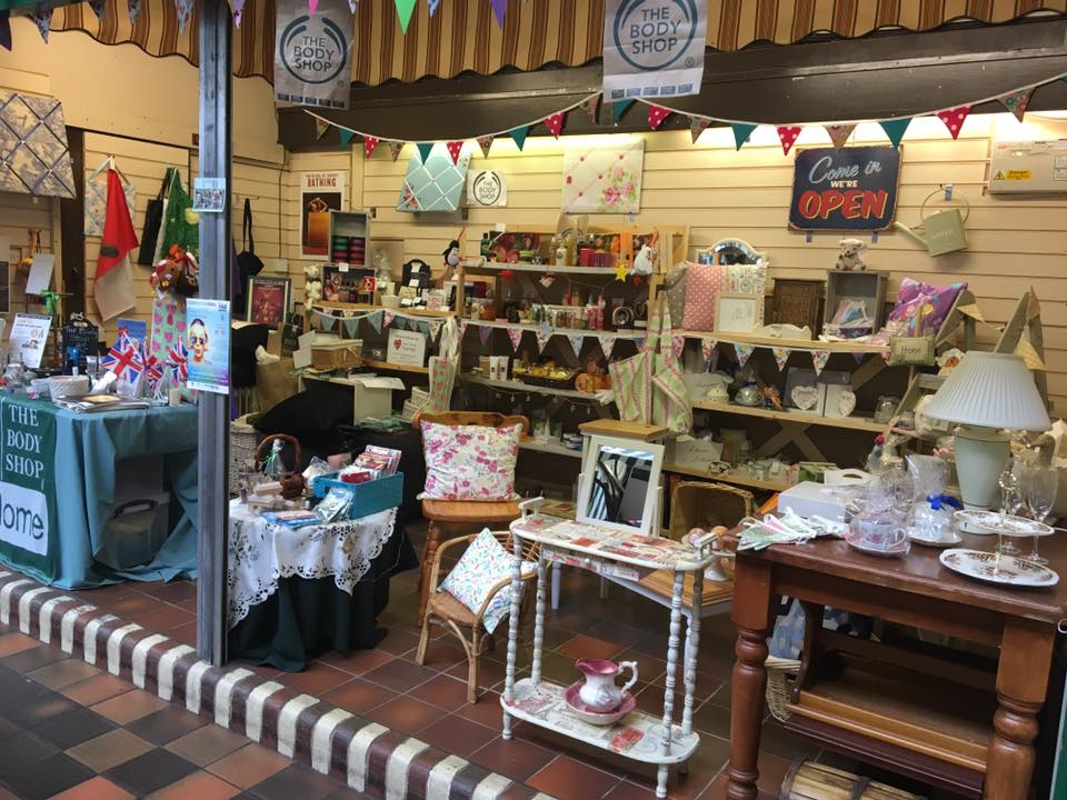 Helen's Emporium - Location: Sandbach Indoor Market HallTrading Days: Thursday and SaturdayContact: helen040103@gmail.com or visit her Facebook