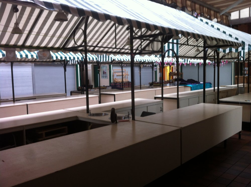 TO HIRE THE MARKET HALL, PLEASE CONTACT KARL BROWN BY EMAIL: operationsmanager@sandbach.gov.uk