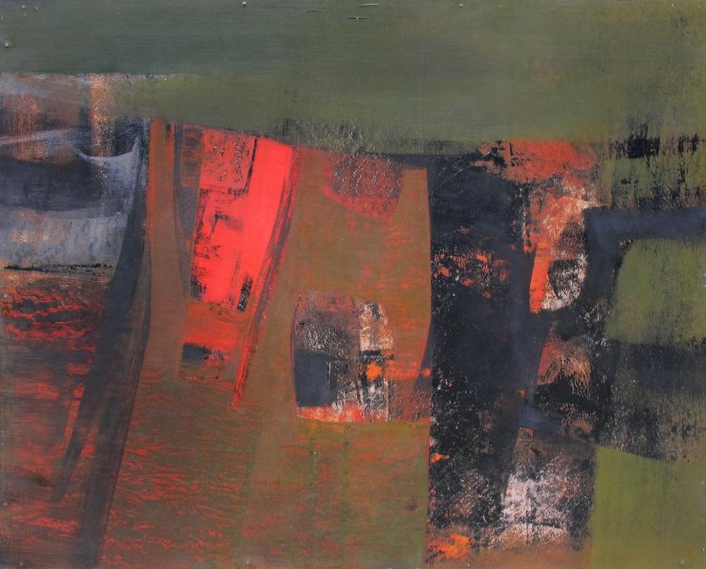 Alexander Mackenzie (1923-2002) Levant Zawn 1960 © The Artist's Estate