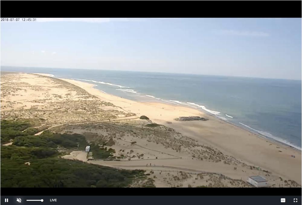 Webcam Cote Sauvage Royan