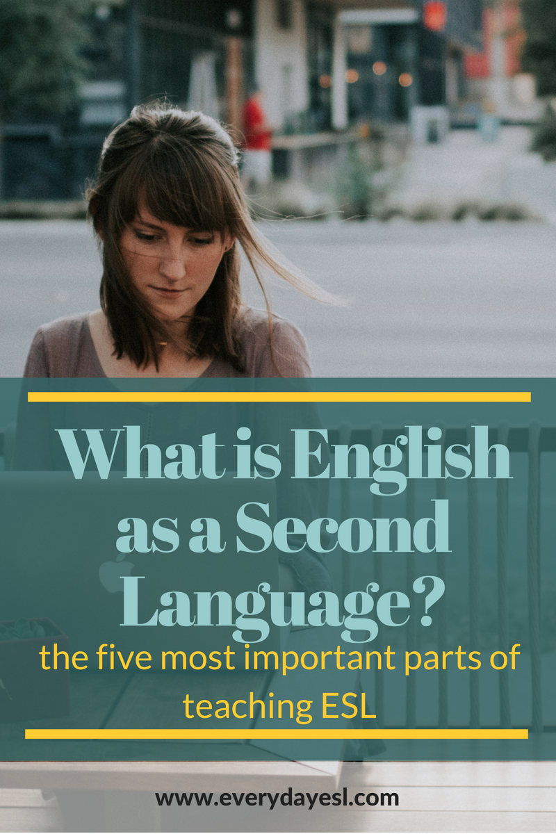What is English as a Second Language? (and how do I teach it?) | Adult ESL | Teaching English | How to Teach ESL | ESL Classes | Teaching ESL