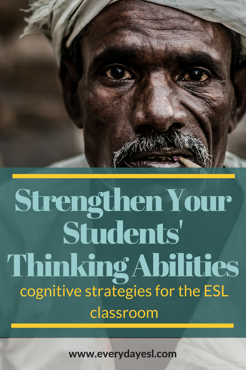 strategies learning Adult esl