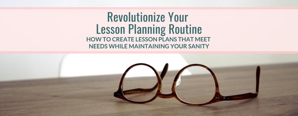 Revolutionize Your Lesson Planning Routine | Everyday ESL | ESL Lesson Plans | Teaching ESL | Adult ESL
